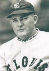 St. Louis Browns fire manager Rogers Hornsby