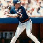 Ryne Sandberg of the Chicago Cubs becomes the first second baseman in history to notch consecutive 30-home run seasons