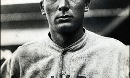 Tony Lazzeri of the New York Yankees sets an American League record by driving in 11 runs