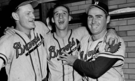 Warren Spahn second oldest to fire no hitter