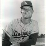 Don Drysdale homers in opener - First pitcher two hit more than one homerun on opening day