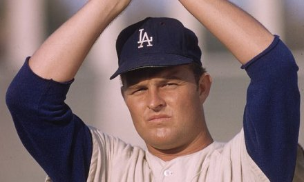 Don Drysdale pitches his sixth straight shutout-a major league record