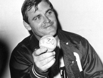 Denny McLain picked up on waivers by Tigers