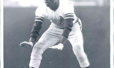 "Oakland A's release designated runner Herb ""Hurricane"" Washington"