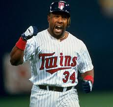 Minnesota Twins star and future Hall of Famer Kirby Puckett announces his retirement