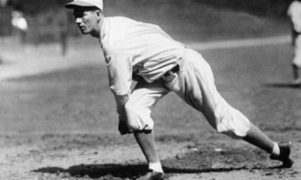 Lefty Grove streak is halted at 16 games