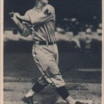 Hall of Famer Mel Ott dies at the age of 49 from injuries sustained in a traffic accident