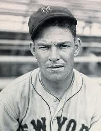 The Giants select Mel Ott to replace Bill Terry