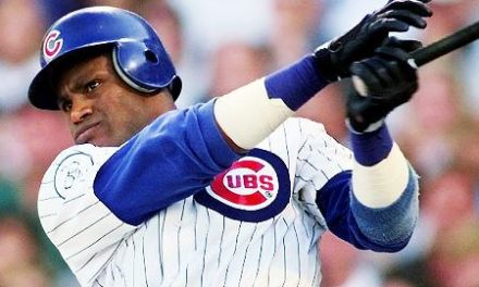 Slammin' Sammy Sosa becomes the first player in major league history to hit 60 homers in a season twice when hits a sixth-inning solo shot off right-hander Jason Bere in the Cubs' 7-4 loss to the Brewers at Wrigley Field. The 30 year-old Dominican outfielder hit 66 home runs in last season's historic home run race with Mark McGwire.
