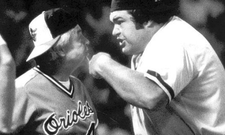 Earl Weaver inducted into the Hall of fame