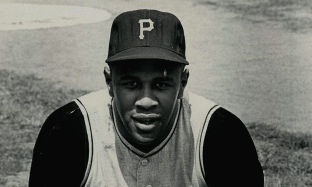 Willie Stargell ties a major league record by piling five extra-base hits against the Atlanta Braves