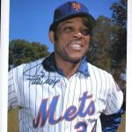 Autographed Willie Mays Photo - Ny Certified 8x10 Authentic - PSA/DNA Certified