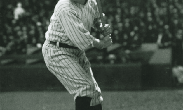 Babe Ruth declared the greatest player of all time