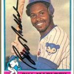 Bill Madlock autographed Baseball Card (Chicago Cubs) 1976 Topps #640