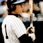 After delivering the eulogy at Thurman Munson's funeral in Ohio, Bobby Murcer, a teammate and close friend of the deceased Yankee catcher, drives in all the runs in the Yankee 5-4 comeback victory over the Orioles at Yankee Stadium. The New York outfielder, with a bat he will never use again, hits a three-run home run and wins the game with a two-run single in 9th inning.