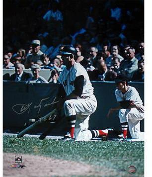 On a June 20, 2001 interview at Jamestown NY, Brooklyn Dodger great Carl Erskine talks about the New York Giants stealing the signs and Bobby Thomson's Home Run.