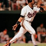 Eddie Murray of the Baltimore Orioles becomes the first player in major league history to switch-hit home runs in two consecutive games