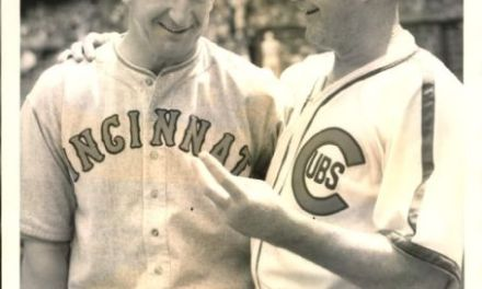 The Cincinnati Reds stir the hometown fans by selling popular catcher Ernie Lombardi to the Boston Braves