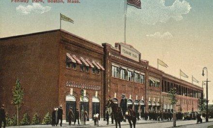 Fenway Park Opens – Boston beats New York