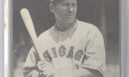 Fred Lindstrom bangs out a major league record nine hits in a doubleheader sweep of the Phillies.