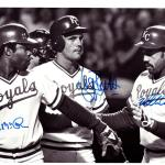 George Brett belts three home runs including game winner