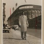 Jackie Robinson makes his debut at Ebbets Field