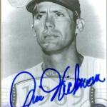Jim Hickman autographed Baseball Card (1969 Chicago Cubs) 2004 Upper Deck #54 Timeless Teams