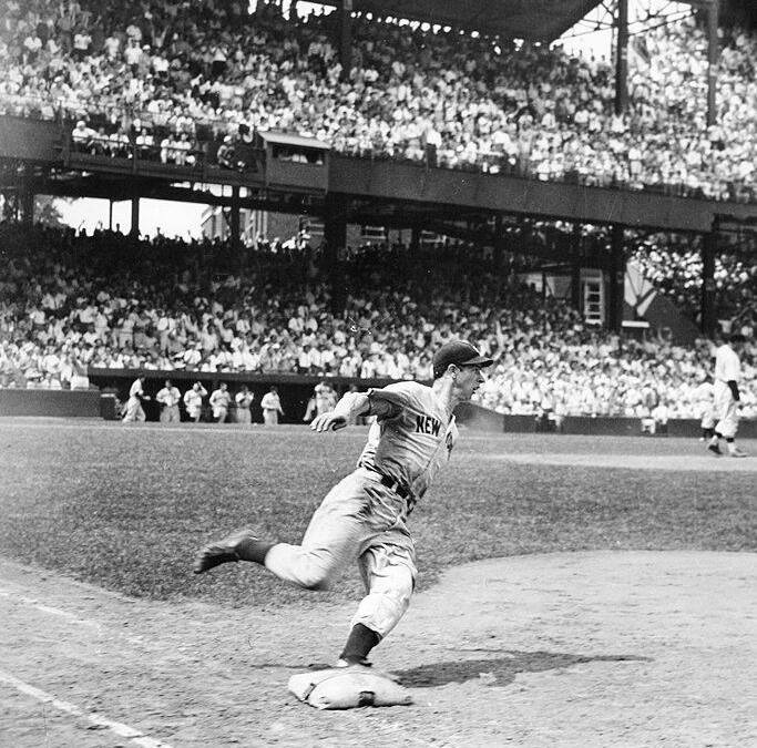1936 All Star Game – Joe DiMaggio First Rookie to Start