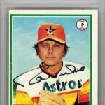 Joe Niekro of the Houston Astros wins his 200th career game