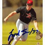 Todd Self autographed Baseball Card (Houston Astros) 2004 Topps Total #793
