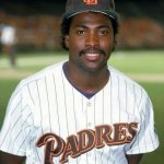 Tony Gwynn makes his major league debut for the San Diego Padres