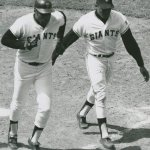 Willie McCovey becomes the 12th player in major league history to hit 500 home runs