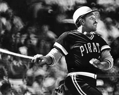Willie Stargell hits three home runs, leading the Pittsburgh Pirates to a 10 – 2 victory over the Atlanta Braves