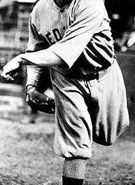 Babe Ruth Pitches 10 inning complete game to defeat Yankees