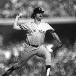 "Hall of Fame pitcher Jim ""Catfish"" Hunter announces that he is suffering from Lou Gehrig's disease"