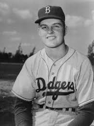 Don Drysdale appears to end when he hits Dick Dietz with a bases-loaded pitch in the ninth inning