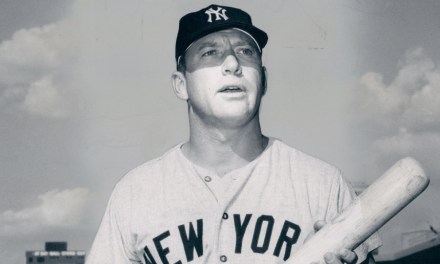 Hall of Fame outfielder Mickey Mantle is born in Spavinaw, Oklahoma