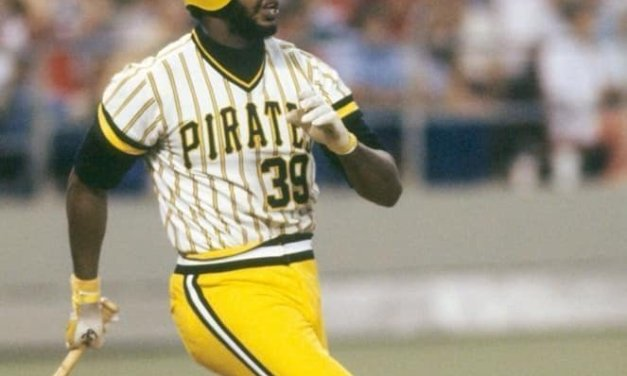 Dave Parker, with two outstanding throws, is named the All Star game'sMVP