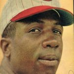 Frank Robinson Autographed Picture - Vintage Coa 8x10 Reds - JSA Certified