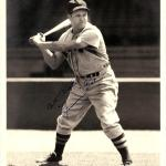 "Jimmie Foxx Autographed George Burke 8x10 Photo Boston Red Sox ""Best Wishes"" #AB10090 - PSA/DNA Certified"