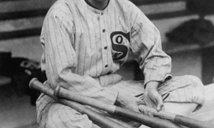 "Commissioner Kenesaw Mountain Landis turns down ""Shoeless"" Joe Jackson's bid for reinstatement"
