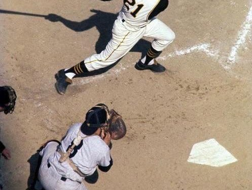 Roberto Clemente misses the opening day of spring training because of a bout with malaria