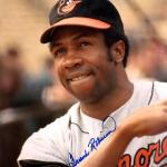 Signed Frank Robinson Photograph - 8x10 Beckett BAS #B26564 - Beckett Authentication