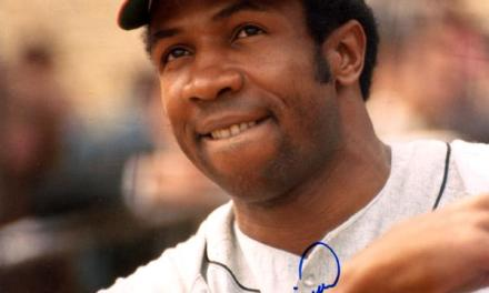 Frank Robinson 11th man to enter into 500 Homerun Club