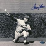 Tom Seaver Autographed Photograph - NY 8x10 B W 141073 - Steiner Sports Certified