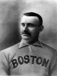 The Providence Grays sign Charley Radbourn