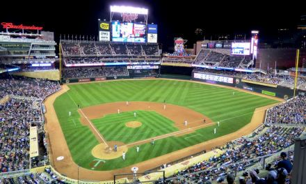 Twins suffer first rainout in 30 years