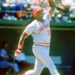 Dave Parker Cincinnati Red wins 1984 Homerun derby