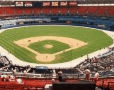 The Braves sign a twenty-five year lease to play in the newly constructed Atlanta Stadium