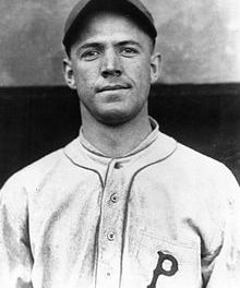 Burleigh Grimes of the Brooklyn Robins accounts for seven outs in just three plate appearances in 12 inning loss to Cubs